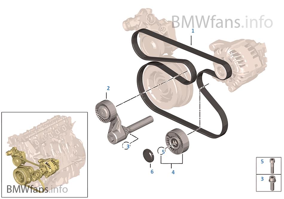 engine bmw x5 e70 x5 3 5d m57n2 usa rh bmwfans info 2001 bmw x5 engine diagram bmw x5 engine schematic