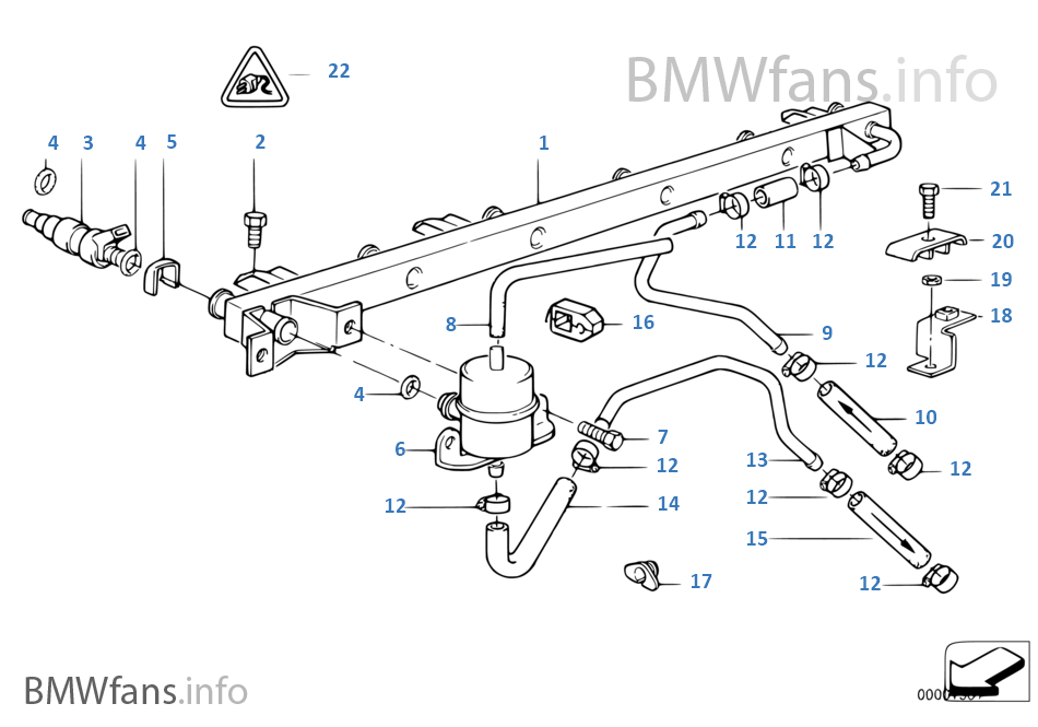 bmw fuel injection diagram - wiring diagram bmw 325i engine diagram