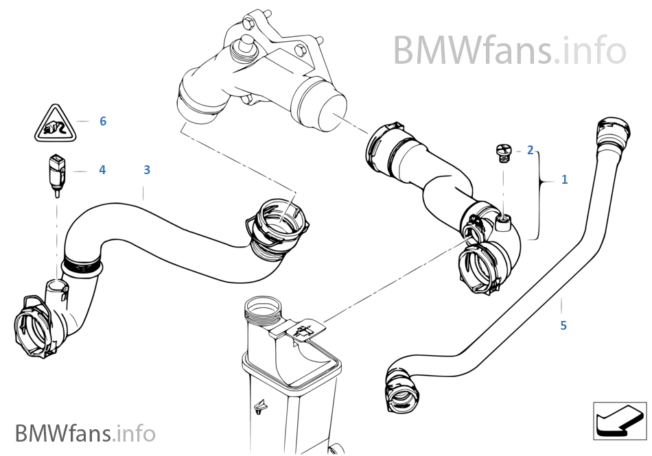 Cooling system water hoses also 113349 Golf 3 2 8l Vr6 Aaa Motor Schaltplan Stromlaufplan as well P 0996b43f80394eaa further Bmw 3 Series In Addition E39 Radio Wiring furthermore 4oh2h Bmw 325i Sport Wagon Thermostat Replaced 2003. on bmw 325i cooling system diagram