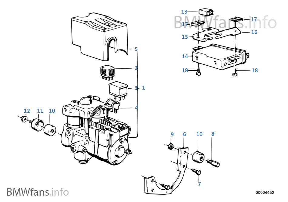 Sistema antibloqueo-mecanismo de mando