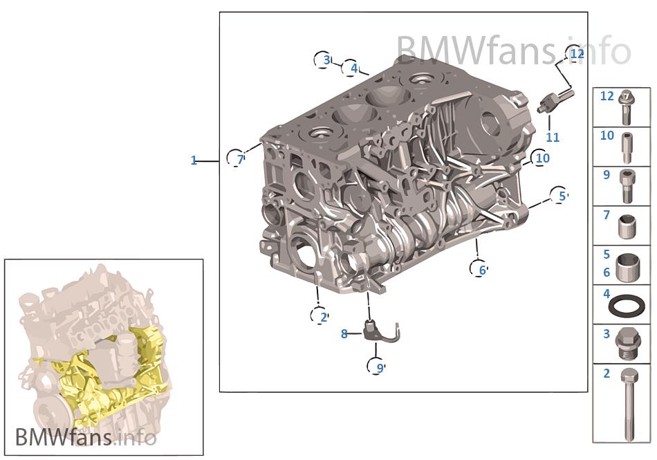 Engine Block: BMW N47 Engine Diagram At Anocheocurrio.co