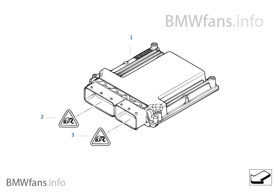 Βασική μονάδα ελέγχου DME / MV1746