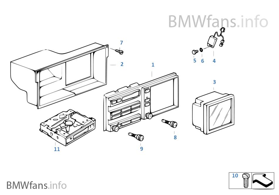 Monitor de a bordo / Amplificador TV