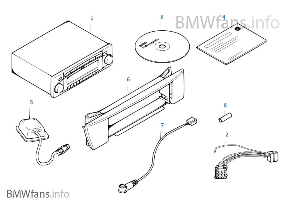 Bmw X3 Parts Diagram