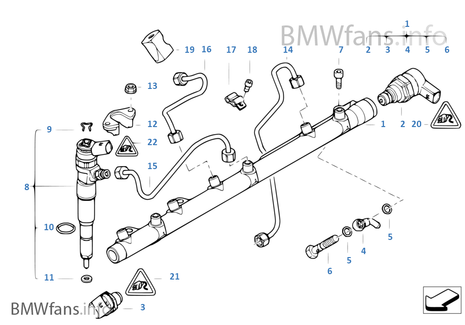 2002 bmw 325xi belt diagram
