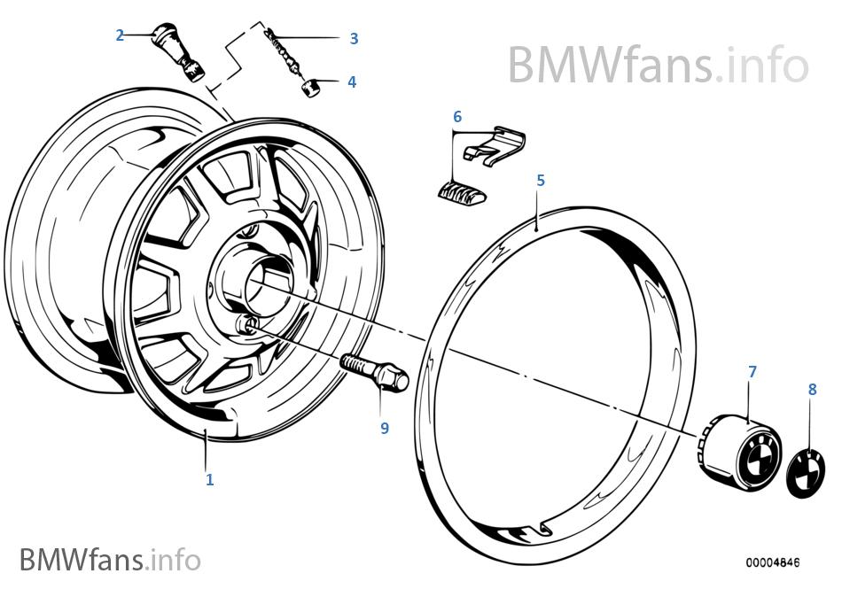 Дисковое колесо стальное