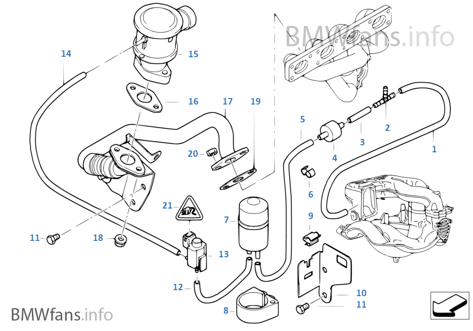 e46 vacuum diagram   18 wiring diagram images