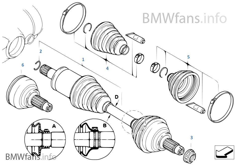 pont bmw x5