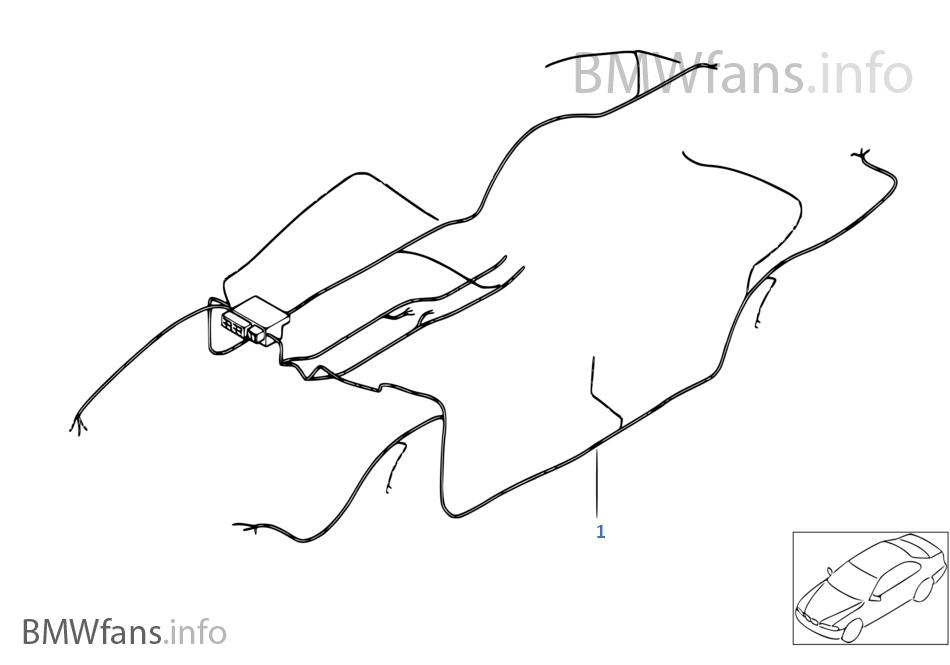 Tronco de cables de altavoz