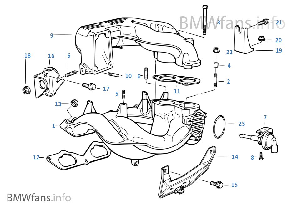 intake manifold system | bmw 3' e36 318is m42 europe bmw m42 engine diagram bmw e30 engine diagram 327e