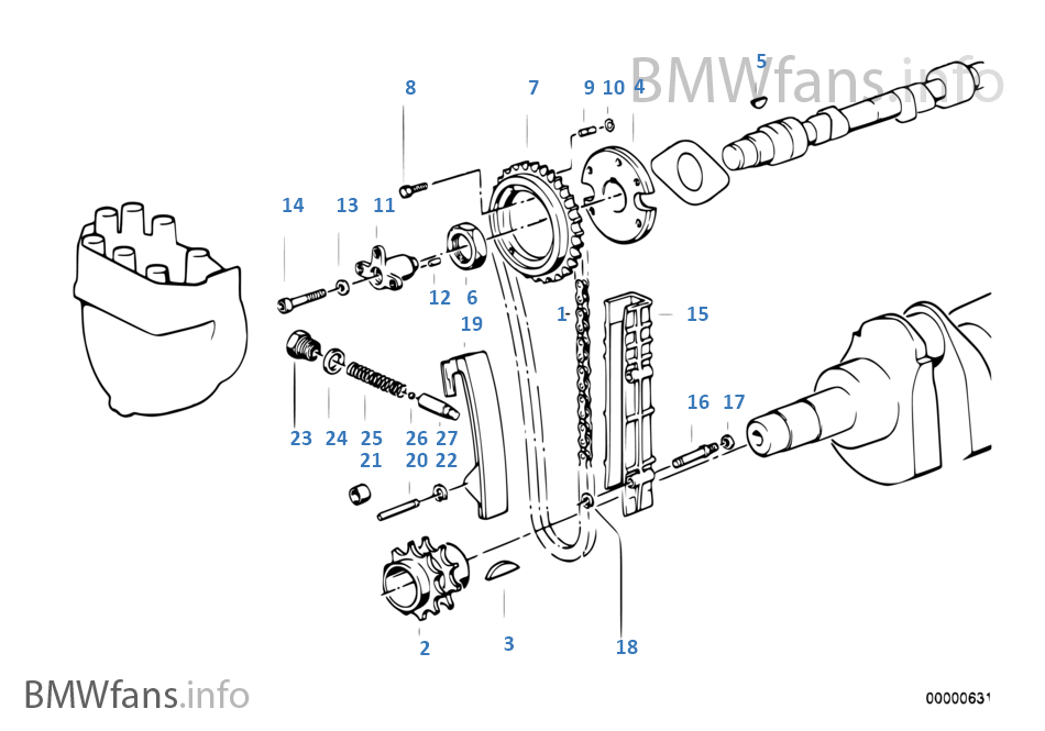 bmw m30 engine diagram wiring diagram for light switch \u2022 e30 m20 removed water hoses timing and valve train timing chain bmw 7 e32 735i m30 europe rh bmwfans info bmw m30 engine diagram bmw e30 engine bay diagram