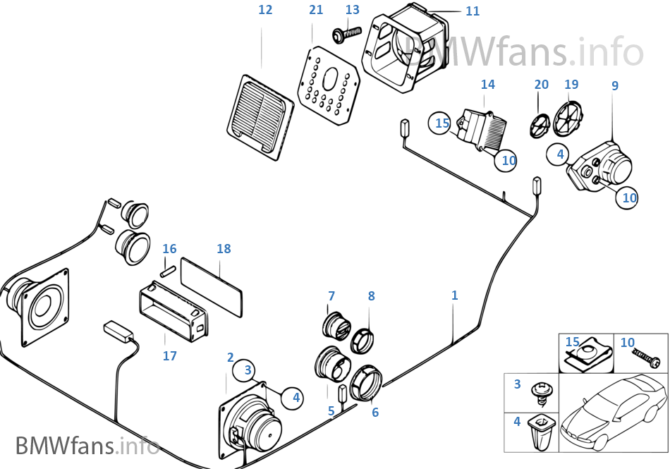 bmw e36 harman kardon wiring diagram bmw image parts f harman kardon top hifi system bmw 3 e36 328i m52 usa on bmw e36 harman kardon e46 wiring harness