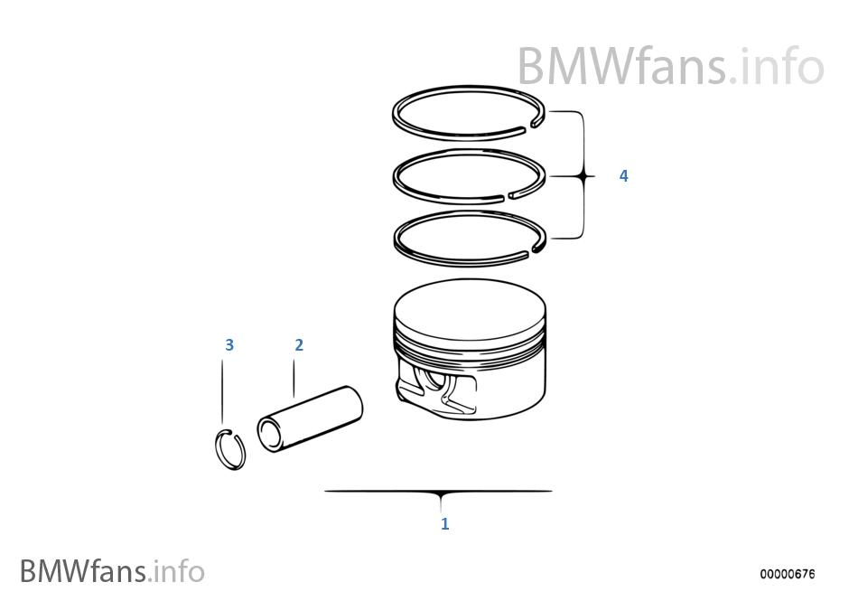 Mécanisme d'embiellage — Piston