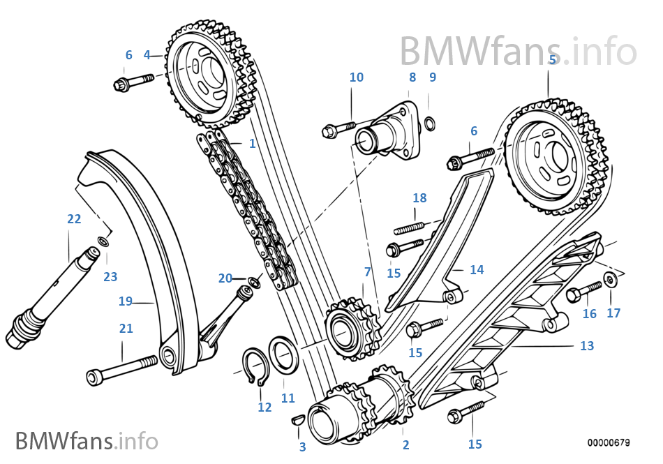 2002 bmw m5 engine diagram