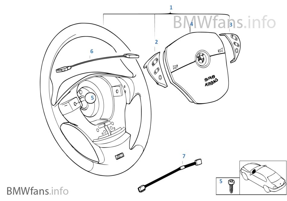 M 스포츠 스티어링휠,에어백-Smart,다기능