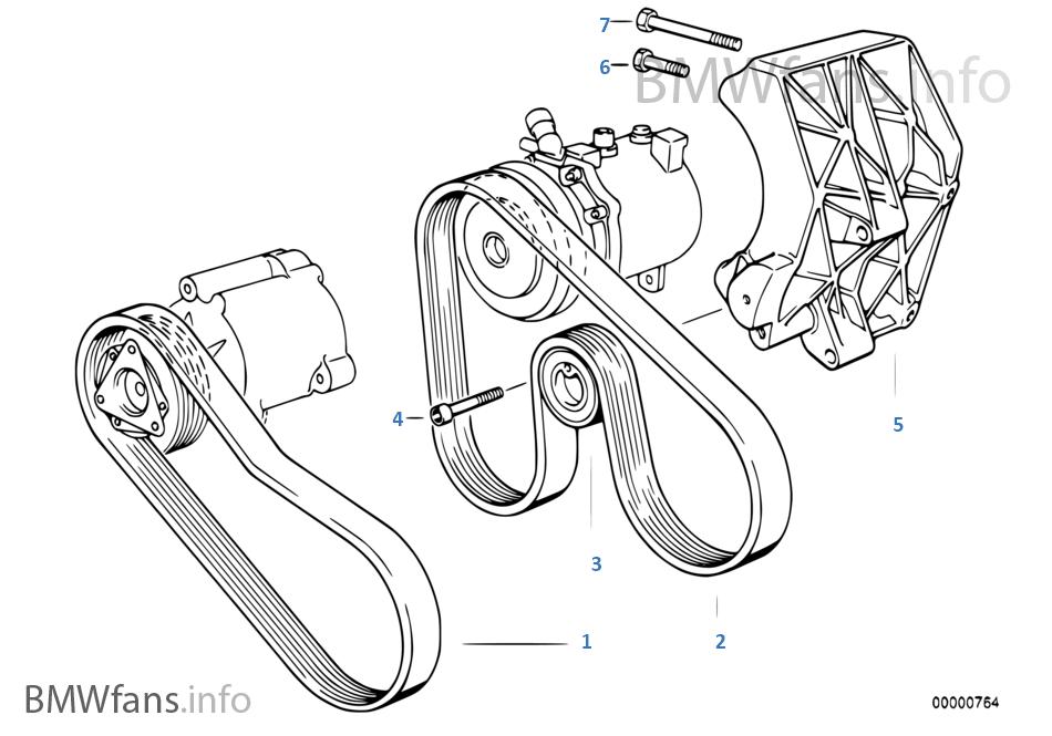 Riemdrijfwerk-luchtpomp/kompressor