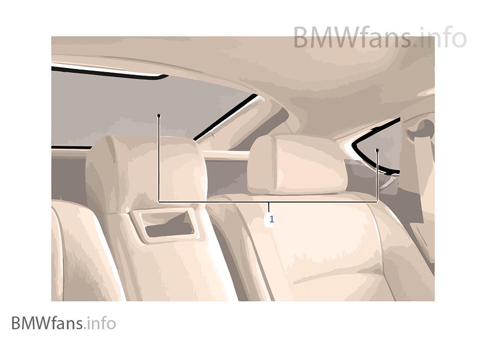 Sunshade Bmw 5 F07 Gt Lci 520d N47n Europe