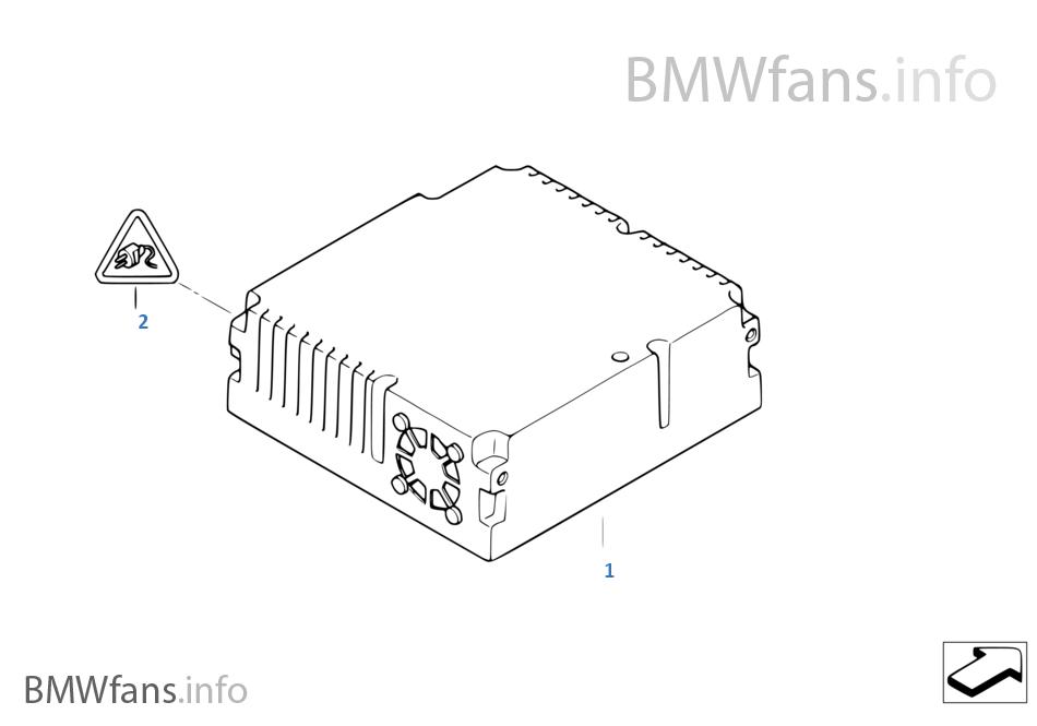 Videomodule/TV-module
