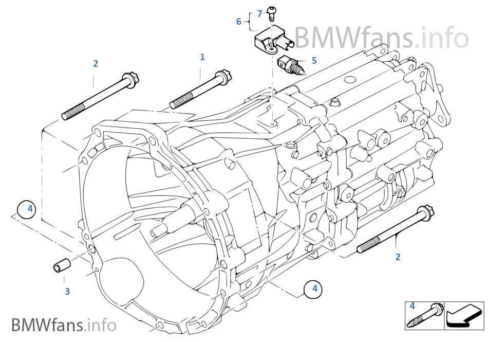 Gearbox Mounting Parts: Diagram Of BMW X3 Engine At Hrqsolutions.co