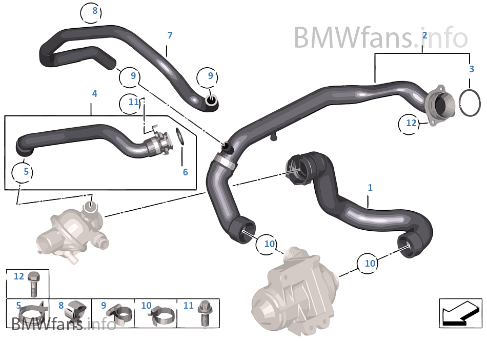 bmw n55 wiring diagram bmw 325 wiring diagram n54 engine coolant system diagram - wiring diagram pictures