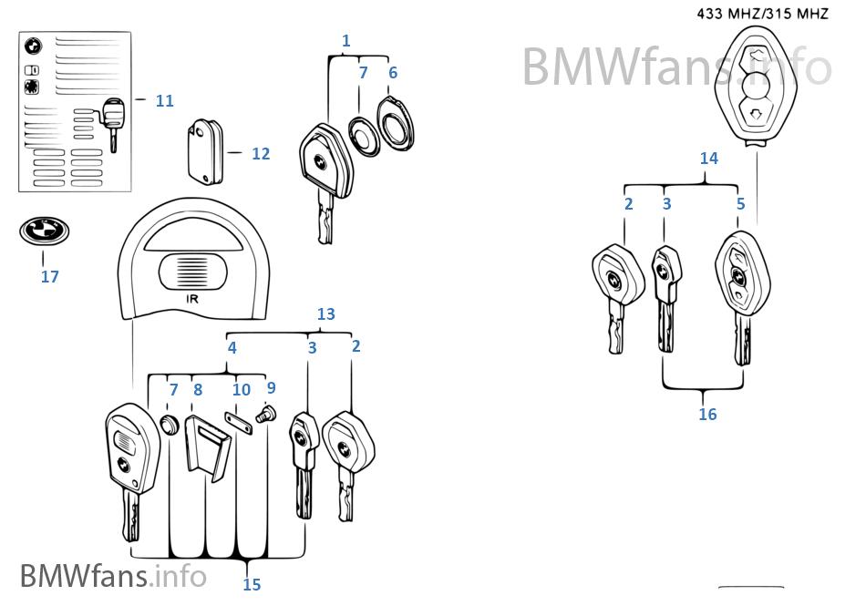 키,배터리 포함 (09/99부터)