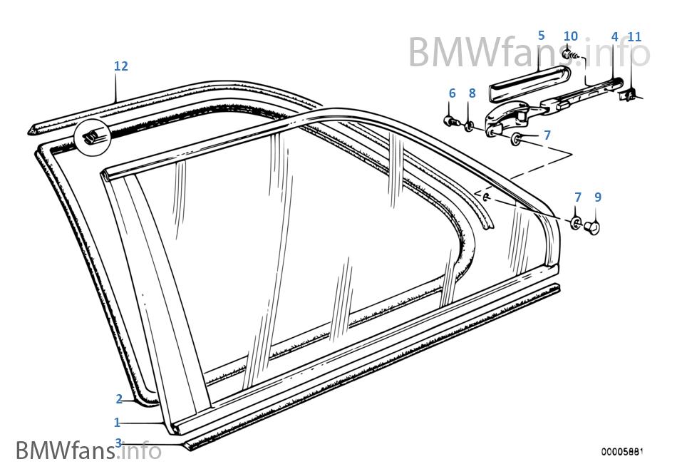 d flecteur bmw 3 39 e30 318i m40 l 39 europe. Black Bedroom Furniture Sets. Home Design Ideas