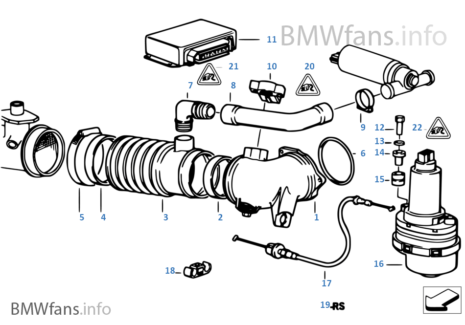 1993 bmw 740il transmission