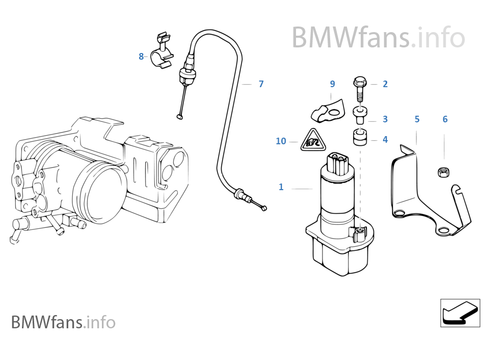 vacuum diagram bmw n51
