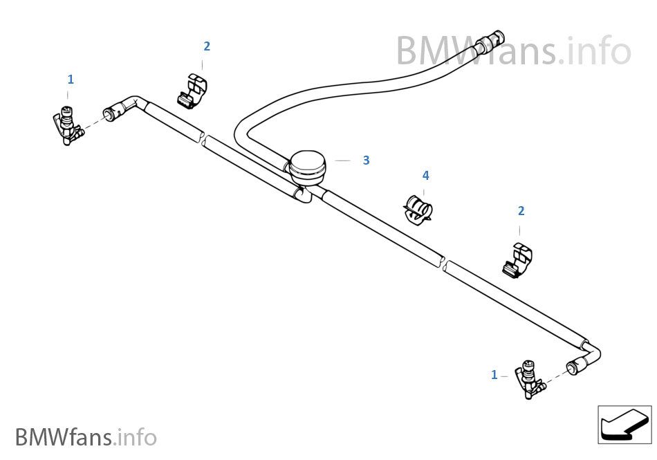 diagram, 68 camaro hose lines, headlight washer system | bmw 6' e63  645ci n62 usa on 2004
