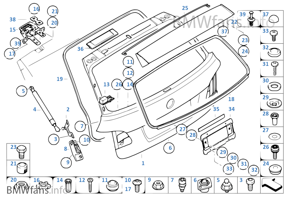 E36 Bmw Parts Engine Diagram And Wiring Diagram