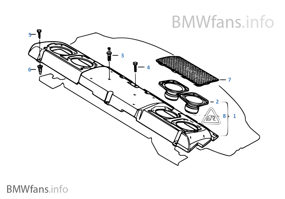 2001 bmw 740i parts catalog