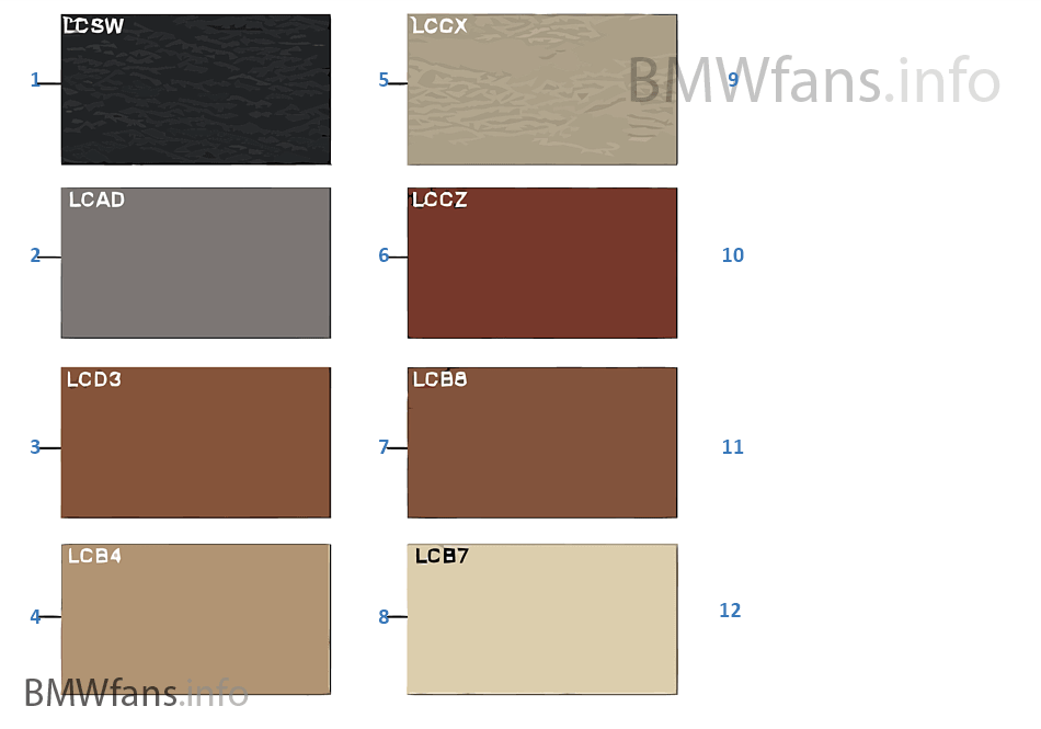Exterior color comparison e90 vs f30 pick out your color html autos weblog for Exterior house paint comparison chart