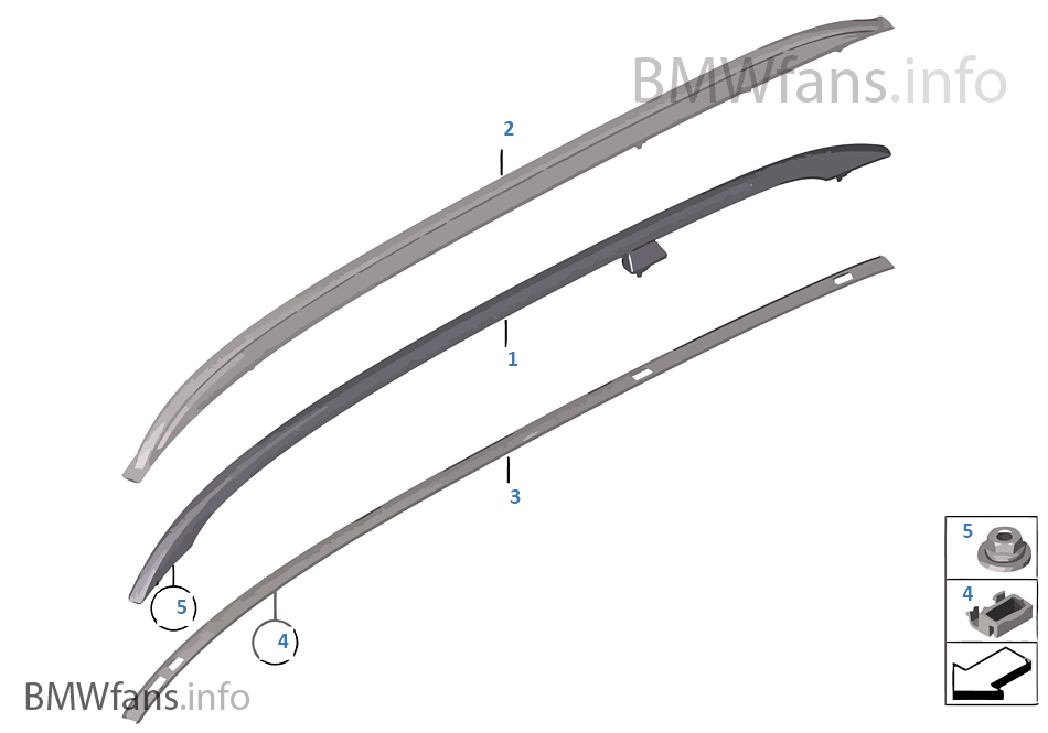 bmw x3 parts catalog