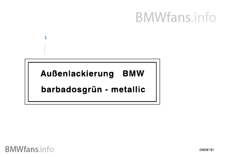 Etiqueta info. tinta ext. metalizada