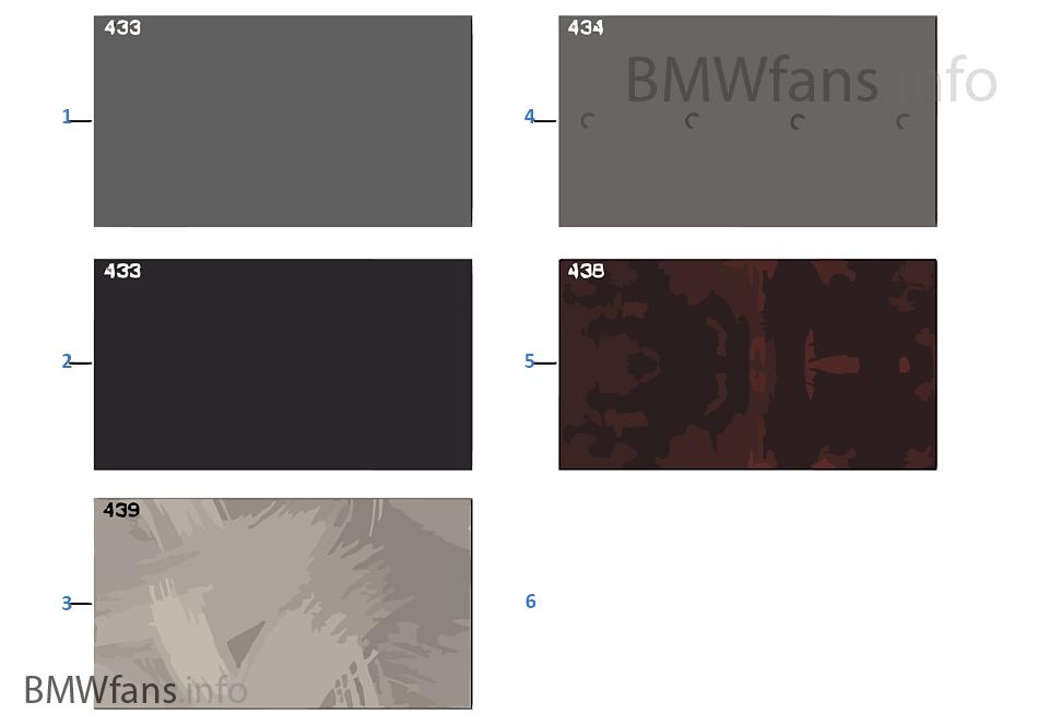 Patroonzijde interieurlijsten