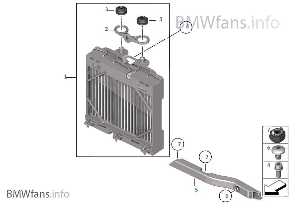 Extra radiateur wielkuip