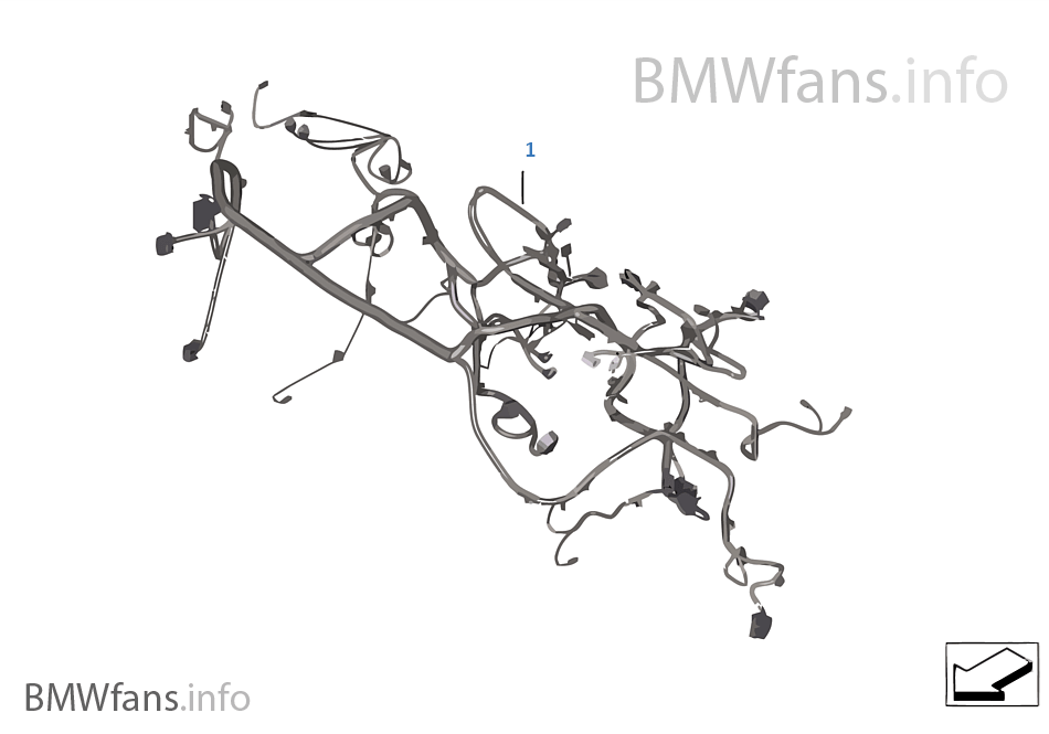 Bmw X3 Wiring Harness