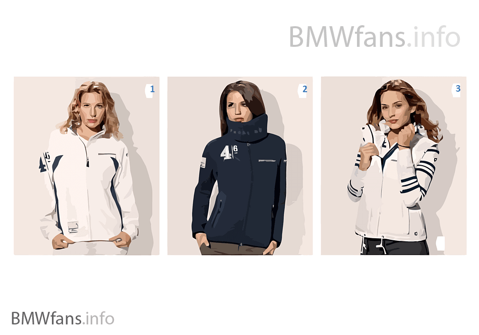 201011Bmw Jackeweste Damen Accessories Catalog Yachtsport — Ybyv76fg