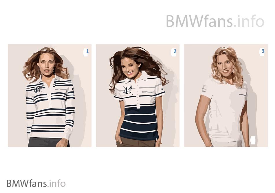 Yachtsport — Damen Shirts 2010/11
