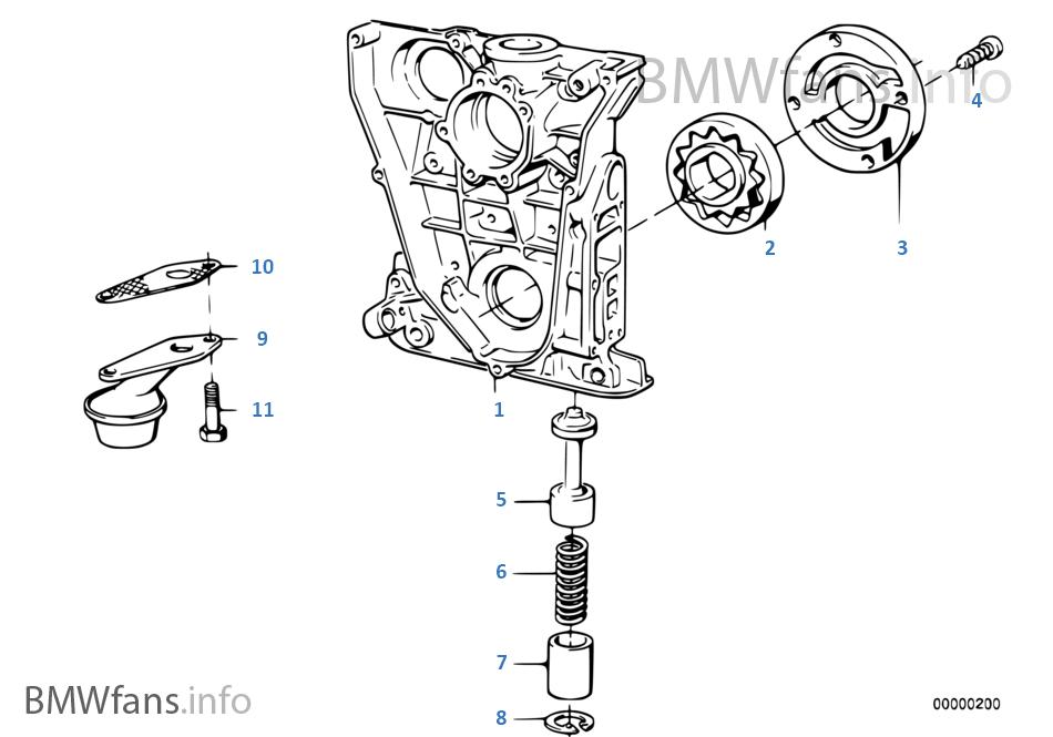 B on Bmw M43 Engine Diagram