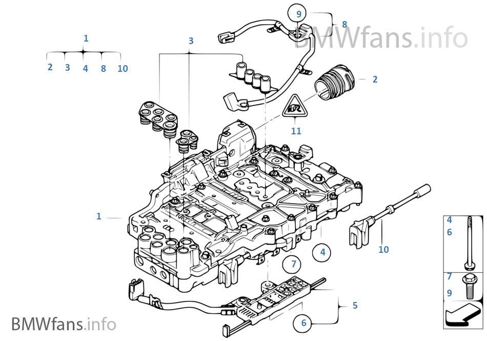 GA6L45R Mechatronics