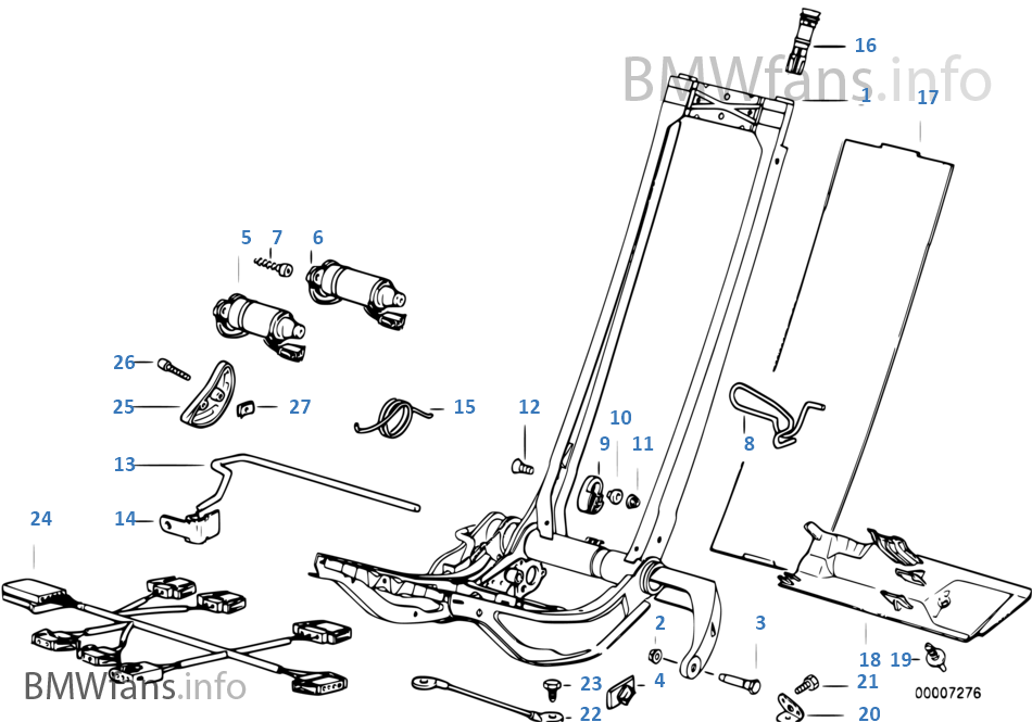 904 transmission parts diagram
