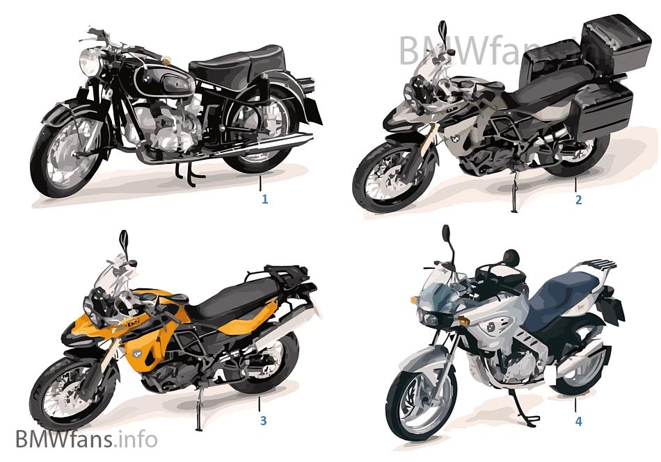 BMW Miniaturen — Motorrad 2010/11