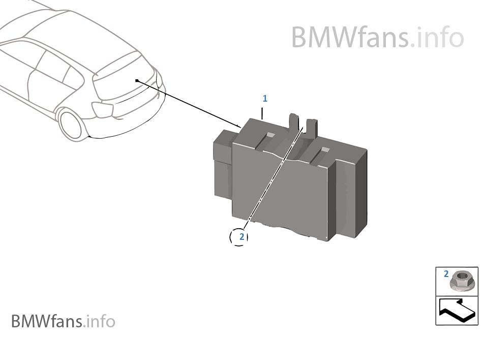 燃油泵控制單元