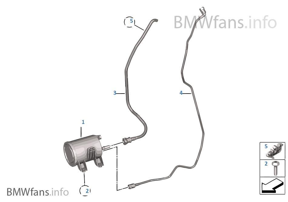 活性碳過濾器/燃油通氣
