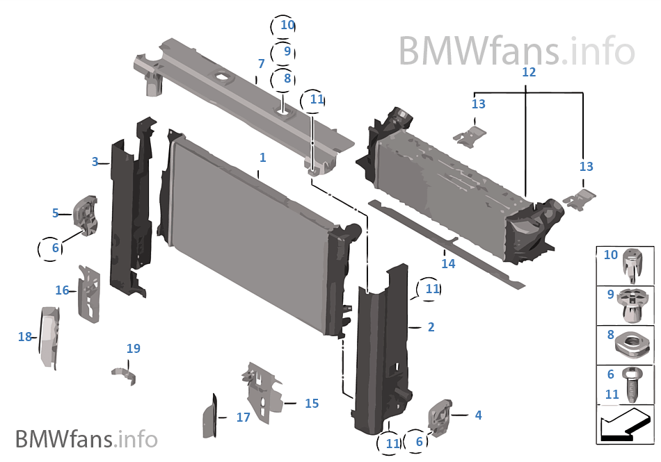 Bmw F10 Radiator Diagram - Circuit Wiring And Diagram Hub •