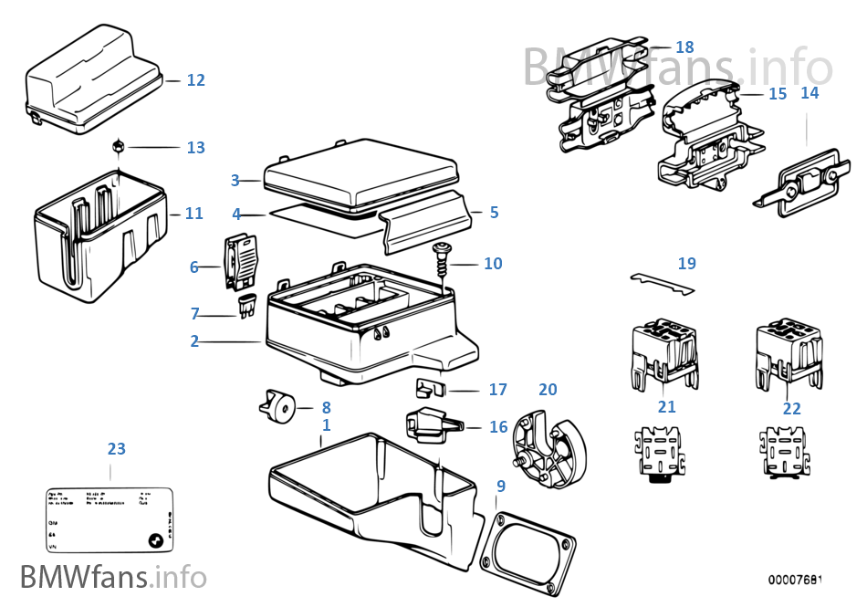 1994 bmw 318i fuse box diagram  1994  free engine image for user manual download