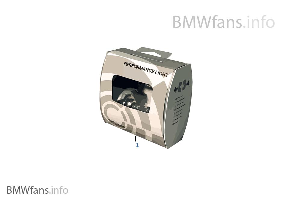 BMW Performance Light