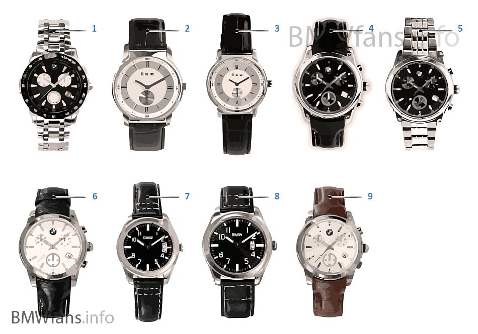 BMW Ersatzteile — Uhren bis 2011