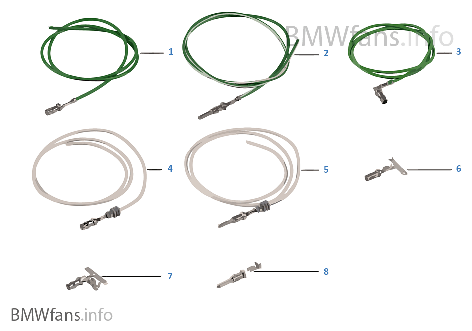 Yuvarlak soket / D 2, 5 mm Sistem
